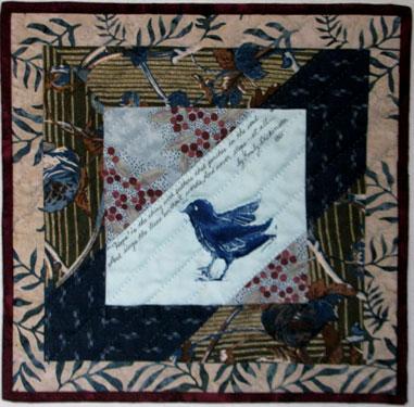 indigo-bird