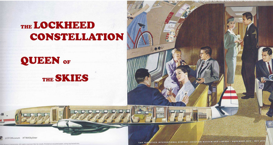 Super Constellation,1955